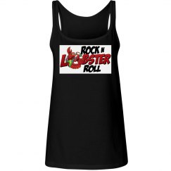 Rock N Lobster Roll Tank Top