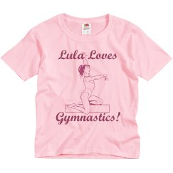 Little Gymnastics Fan