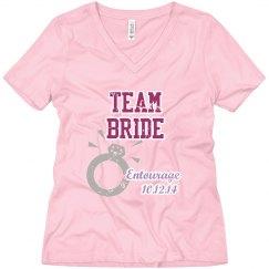 Team Bride Entourage