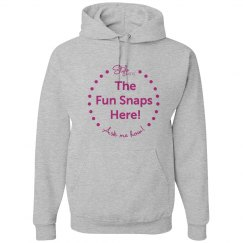 Fun Snaps Sweatshirt