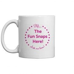 Fun Snap Coffee Mug
