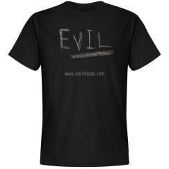Evil Tee - New Crew neck