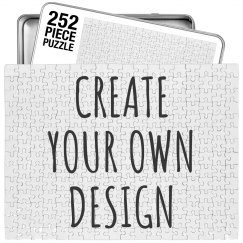 Create Your Own Puzzle Design