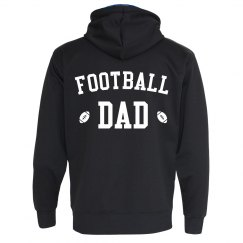 Stylish Custom Football Dad