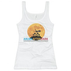 Aruba After Dark By KAD | Womens Basic Fit Tank