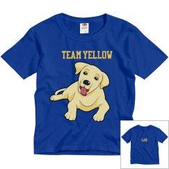Team Yellow