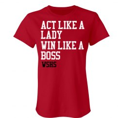 Win Like A Boss