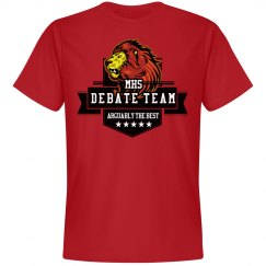 Custom Debate Team