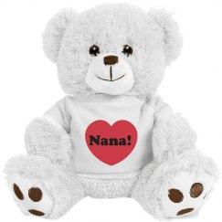 Grandma's Bear Hug