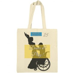 Wheelchair/Play - Oracle Tote Bag