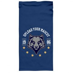 Custom School or University Mascot Gaiters