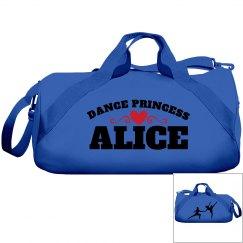 Alice, dance princess