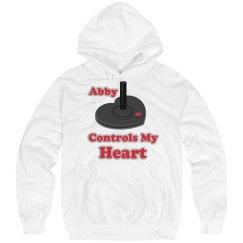 Controls My Heart Hoodie