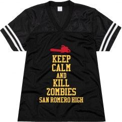 Keep Calm at San Romero