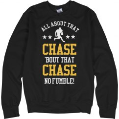 All About That Chase Football Song Spoof Design