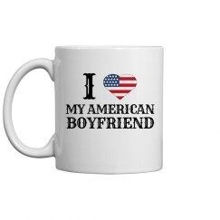 American boyfriend