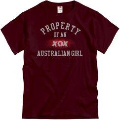 Australian Girl