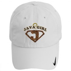 Java Girl Coffee Humor Hat 2