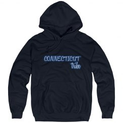 Connecticut Tribe Hoodie (unisex/uconn colors)