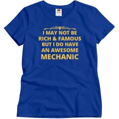 I'ma Mechanic