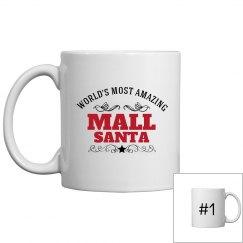 Best Mall Santa!