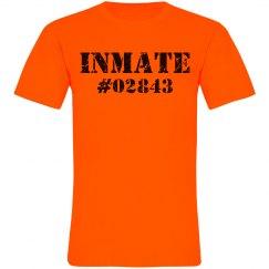 Neon Orange Inmate