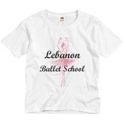 Lebanon Ballet School Tee