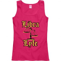 Libra Lyfe Ladies Tank