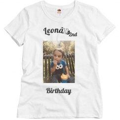 Leon's birthday