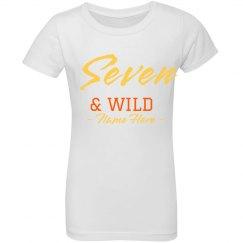 Seven & Wild Child Birthday