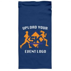 Custom Event Logo Face Cover Gaiters
