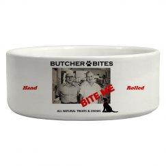 Butcher Bites Hand Rolled Bowl