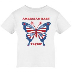 American Baby Butterfly