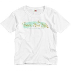 Team New Life Youth Sized Tee