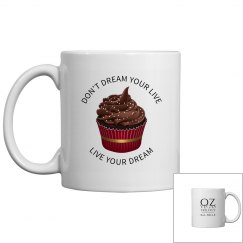 Live Your Dream Mug