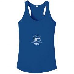 Customizable Track & Field Mom