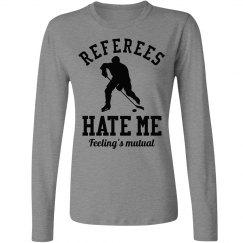 I Hate Hockey Referees