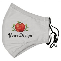 Personalized Cute Teacher Face Mask