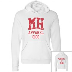 MOHITZ HOODIES (RED LETTERS)