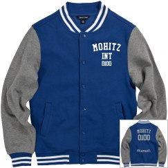 Mh Apparel Letterman