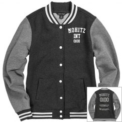 Women MH Apparel Letterman