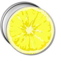 Lemon Tin container