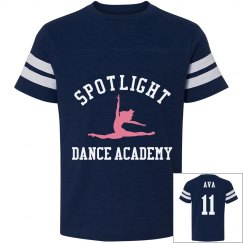 SDA Sports Tee-Youth