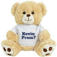 Wanna Go to Prom Bear
