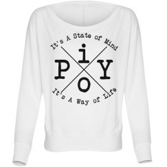 PiYo It's a State of Mind Long Sleeve