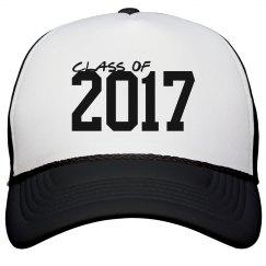 Class of 2017 Lid