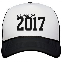 Class of 2017 Lid