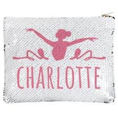 Custom Name Dancer Girl Gift