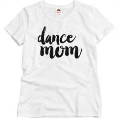 Trendy Dance Mom Tee