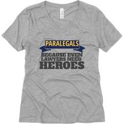 Paralegal hero